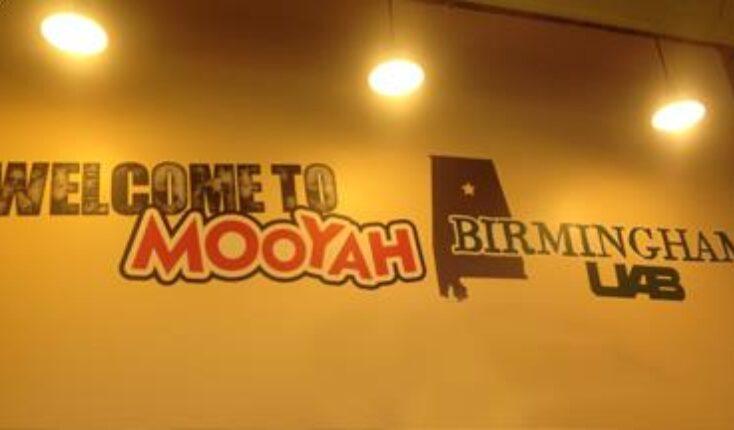 MOOYAH downtown Birmingham restaurants