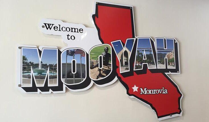 Monrovia California MOOYAH