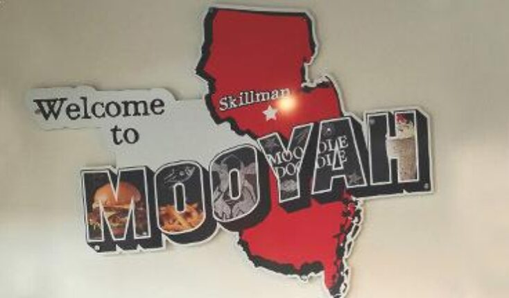 Skillman New Jersey MOOYAH Burgers Fries and Shakes - restaurant interior