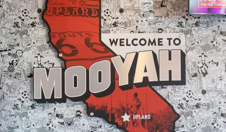 Welcome to MOOYAH Upland CA