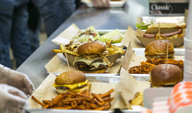 best burger in Prosper TX best restaurants