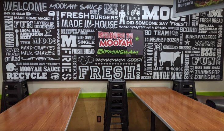 Best restaurants in Birmingham AL - MOOYAH