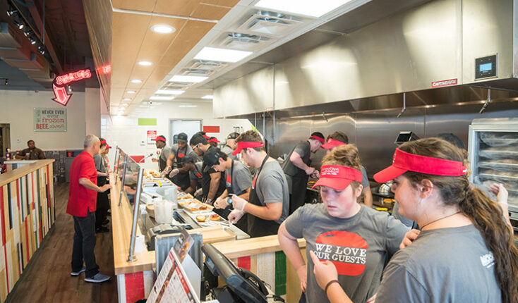 Restaurants In Denham Springs