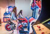 MOOYAH Best Burger Arcade I Drive Orlando