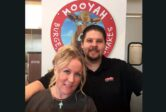 MOOYAH Chilliwack Canada franchisees Darlene and Troy Copeman
