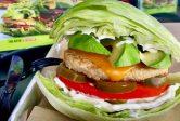 MOOYAH Iceburger Keto Lifestyle Burger