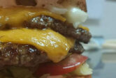 Mooyah Oman Delicious Double Burger